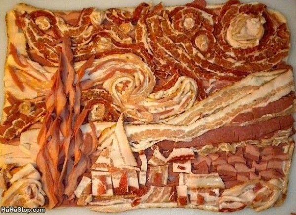 Bacon Artwork