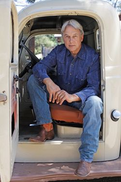 Mark Harmon - Cowboys & Indians - October 2011