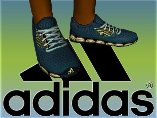 terriecason's Adidas Megabounce Running Sneakers-Teen