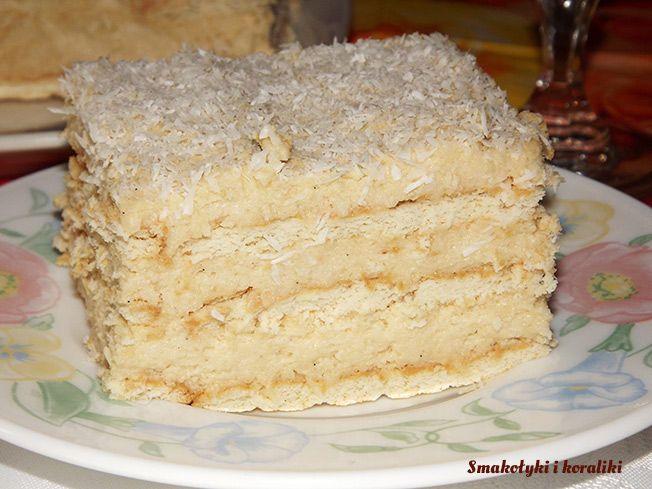 Ciasto Rafaello | Smakołyki i koraliki