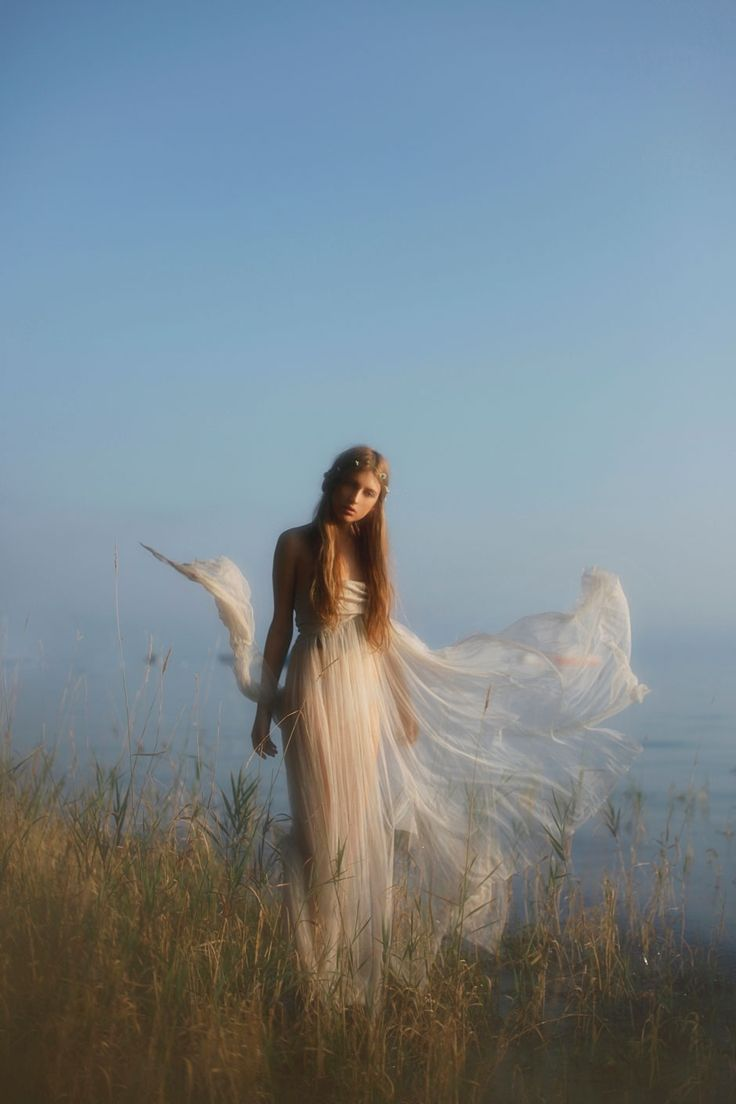 The Lady Of The Lake - Natascha by Vivienne Mok for Javertime