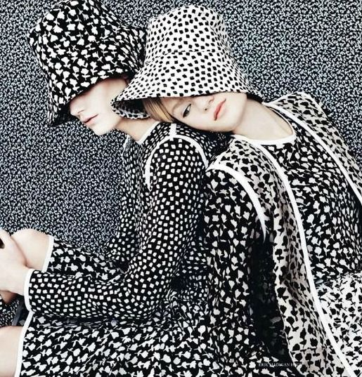 Harper's Bazaar UK February 2015/ max mara