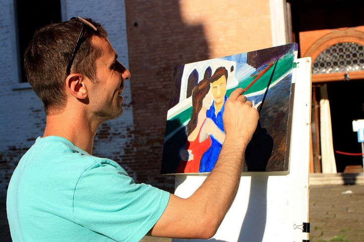 https://flic.kr/p/HC3ftw   Drawing lessons in Venice   www.drawing-lessons.sognare-venezia.net