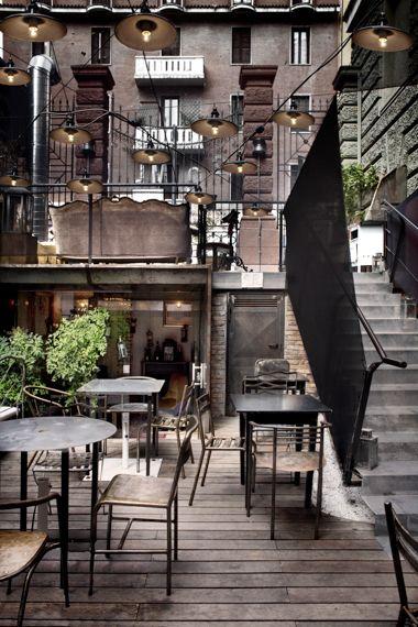 20ml Industril bar Calaci&Bergher architetti