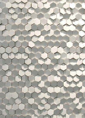 Pattern / Phenomenon: Tokujin Yoshioka\\\\\\\u0027s Tile System For Mutina