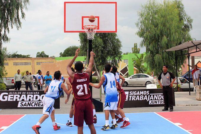 Carabobo campeón del encuentro nacional 3×3 de baloncesto #Baloncesto #Deportes