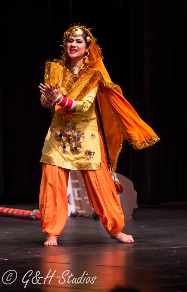 Gidha - punjabi dance,one of the original dances inherited from Indus Valley Civilisation