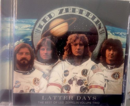 Led Zeppelin/ Latter Days: Best Of Led Zeppelin Vol Two (CD, RARE)