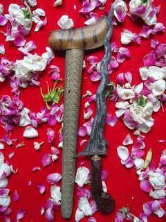 Keris Kanjeng Kyai Sabuk Inten Mataram