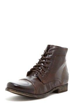 Steve Madden Thundar Lace-Up Boot. Men's BootsShoe ...