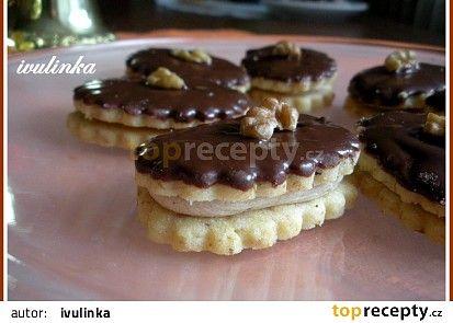 Čajová kolečka recept - TopRecepty.cz