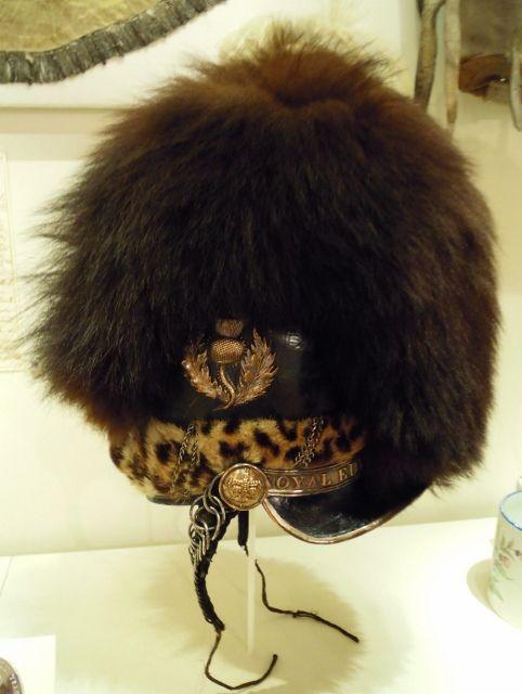 edinburgh tarleton helmet
