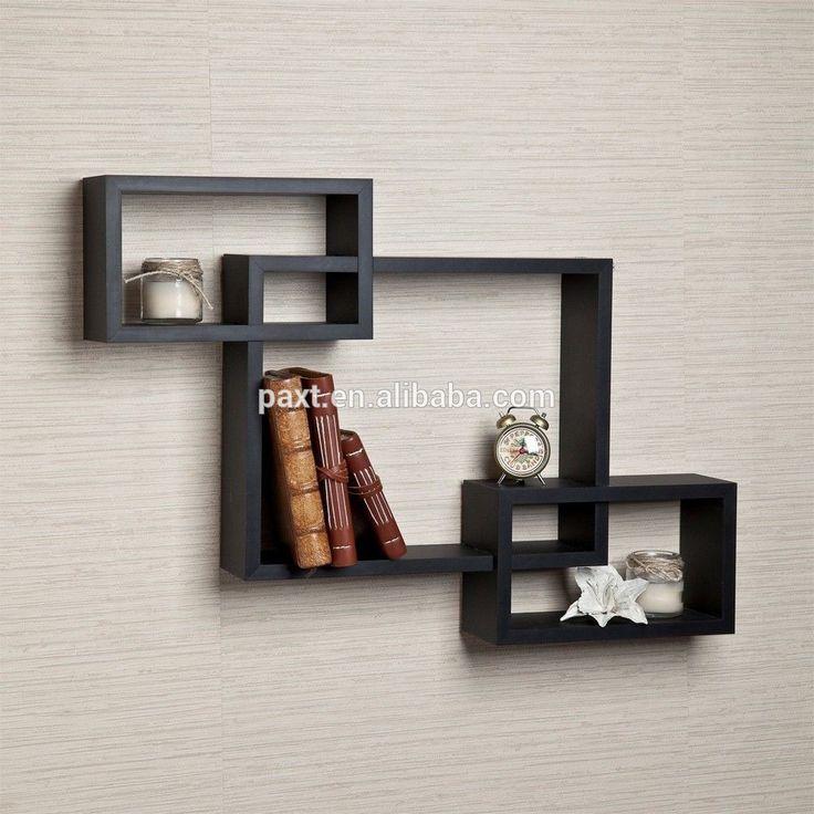 Decorative Wall Shelves U2013 Easy To Install And Removable   Decor IdeasDecor  Ideas