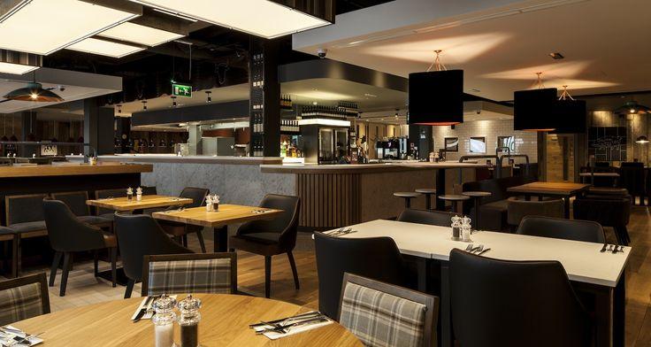 Halifax steak restaurant for whitbread by sea design group