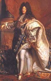 Koning Lodewijk XIV (1638-1715) is het beroemdste voorbeeld van een absoluut vorst. Hij had de absolute macht en hoefde aan niemand een verantwoording af te leggen, behalve aan God, dat noemen we absolutisme. Hij kon alles doen wat hij wilde en er gebeurde niks buiten zijn wil om. Ook wilde Lodewijk allerlei feesten & jachtpartijen geven om te laten zien hoe rijk hij was. Het volk moest hiervoor opdraaien. Had de koning geld nodig? > Belasting ging omhoog.