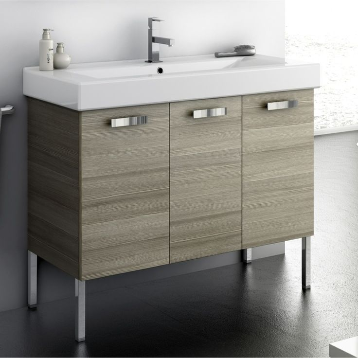 Lovely 40 Inch Bathroom Vanity Cabinet