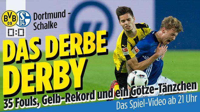 BVB - Schalke http://www.bild.de/bundesliga/1-liga/saison-2016-2017/spielbericht-borussia-dortmund-gegen-fc-schalke-04-am-9-Spieltag-46904452.bild.html lol