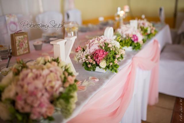 hortensje dekoracje ślubne - Szukaj w Google