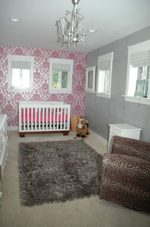 81 best Baby Girls Room images on Pinterest Nursery ideas