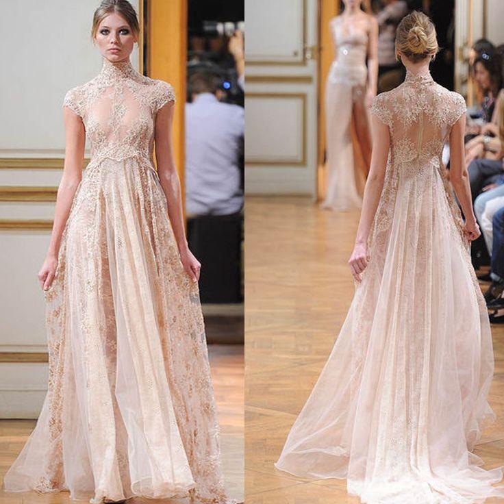 Vintage Lace Prom Dresses