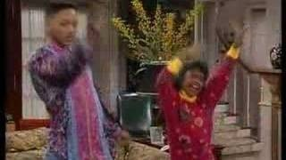 Fresh Prince of Bel Air Vogue Dance (Will Smith) NBC, via YouTube.