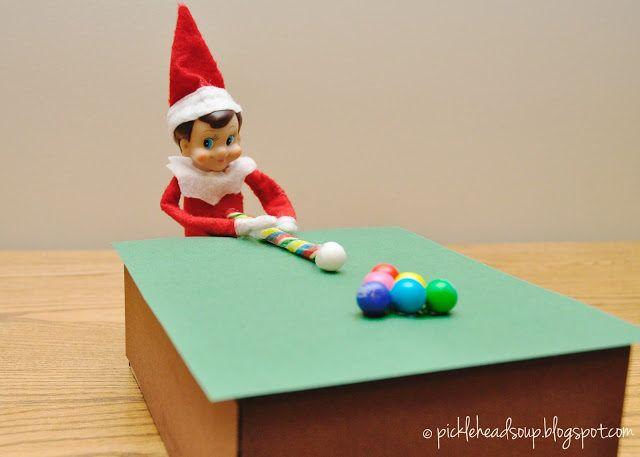 40 Festive, Funny Elf on a Shelf Ideas - Big DIY Ideas