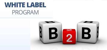 white label B2b