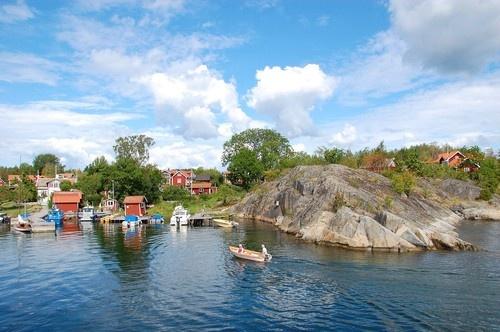 Möja - Stockholms Län - Sweden