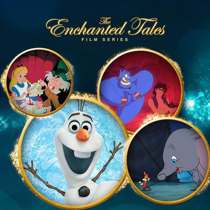 Marcus Theatres is proud to present the Disney Enchanted Tales series. This February here is your chance to wish upon a star with these classics!