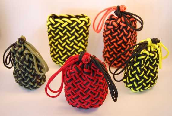 Paracord dice bag for How to make a paracord bag