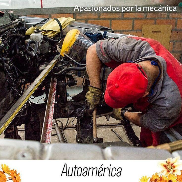 La mecánica nos apasiona, por eso siempre nos llenará de satisfacción que cada detalle y pieza de tu vehículo funcionen perfecto. Ven con tu #Toyota a los talleres especializados de #Autoamérica Palacé, Industriales y Apartadó    .