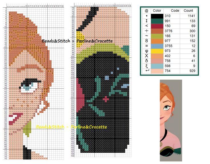 (76) Beads&Stitch - Perline&Crocette  Anna