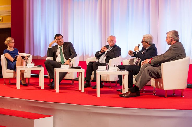 """Panel Discussion: """"EaP2.0 - Can European Soft Power Withstand Russian Hard Power"""""""