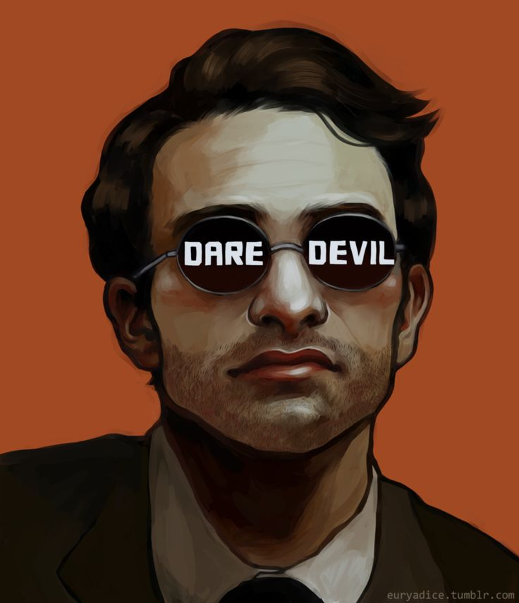 #Marvel:Daredevil  Matt Murdock(Daredevil) <3