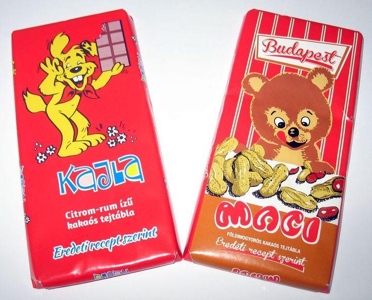 Kajla és Maci csoki