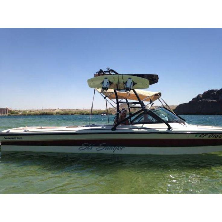 En Oferta Sanger DLX 21 wakeboard de 1998, Importación y venta de Barcos de segunda mano desde Estados Unidos, Venta de embarcaciones de Ocasion, A la Venta de Ocasión Sanger DLX 21 wakeboard de 1998.En Oferta Embarcación Sanger DLX 21de segun