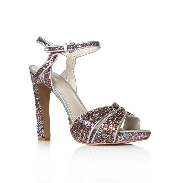 Nine West Glitter sandals