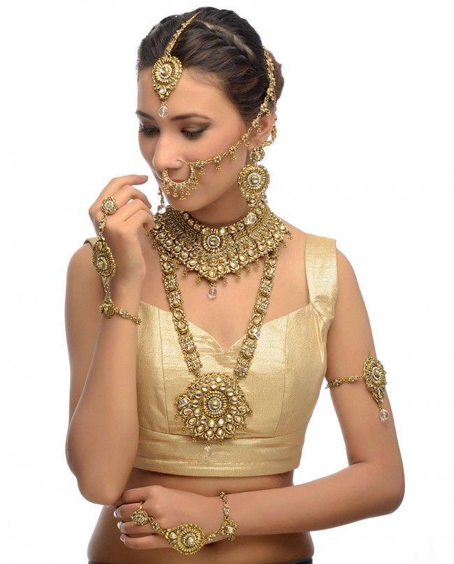 Shri Devi Jewelry Set Buy Jewelry SetsWeddingVeemaksh Bridal