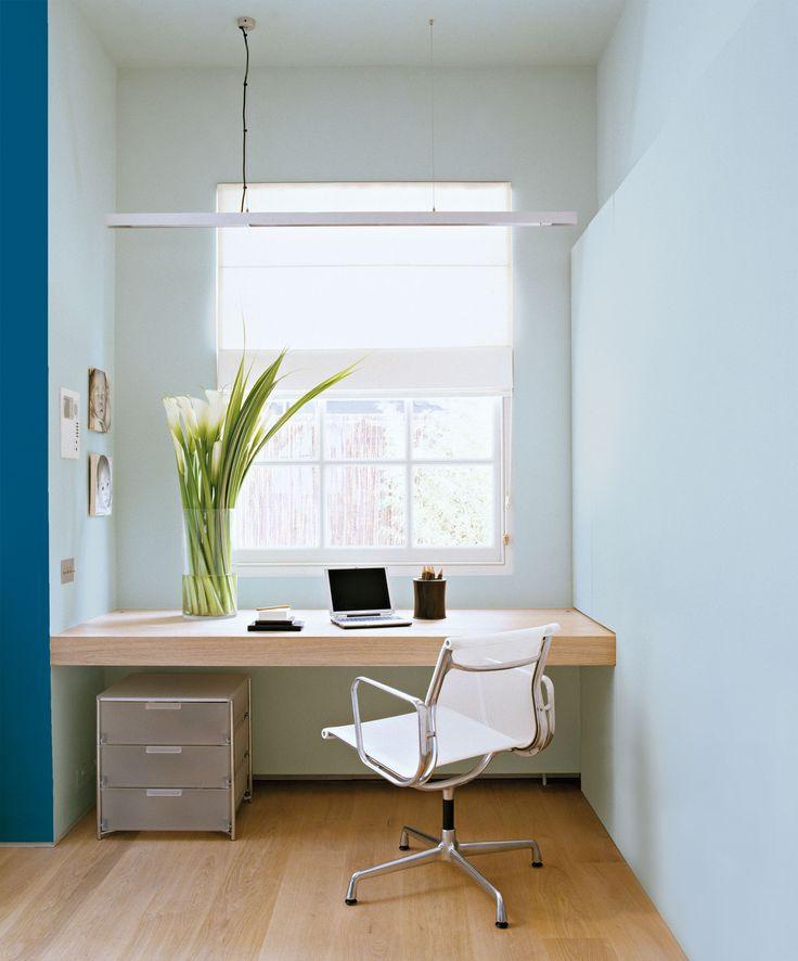17 beste idee n over lange smalle slaapkamer op pinterest appartement slaapkamer decor - Kleuridee voor een kamer ...