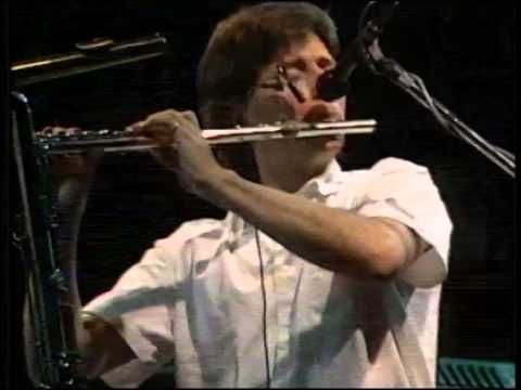 Andreas Vollenweider. Down to the Moon (Live in Tokyo, 1987)