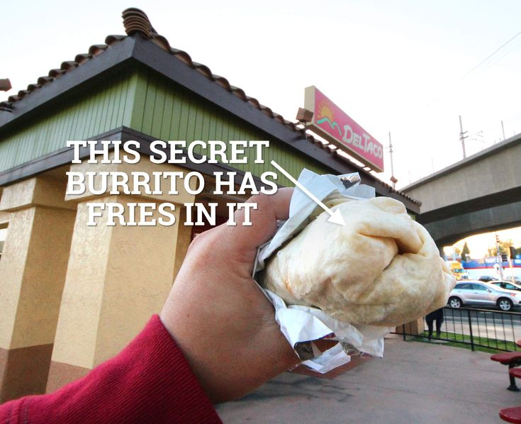 13 Things You Didn't Know About Del Taco