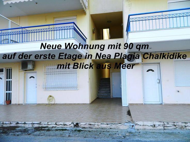 Wohnung 90 tm Nea Plagia ,68 000 Euro