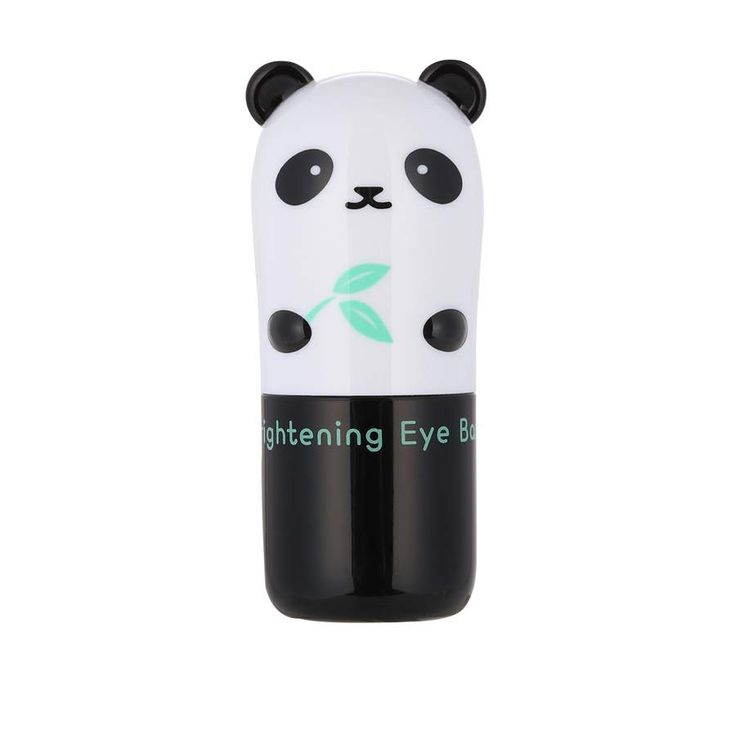 If anyone understands dark circles around eyes, it's pandas. This portable panda eye base helps alleviate those dark circles with pearl extracts, chrysin, and brightening peptides. Moisturize and illuminate your skin on the go with this lightly tinted base that instantly nourishes tired eyes back to well-rested with one-touch coverage.