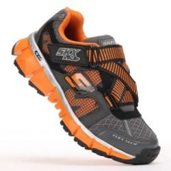 Buy Skechers Zox Athletic Shoes Boys new - Support his active lifestyle with these Skechers Zox athletic shoes. In...