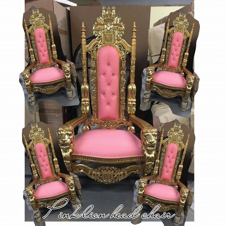 21 best crown chairs images on Pinterest