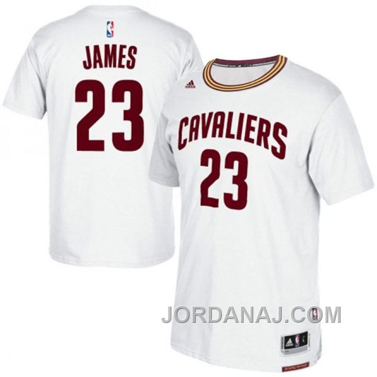 Cleveland Cavaliers Lebron James New Swingman White short sleeve Jersey,  Price: - Air Jordan Shoes, 2017 New Jordan Shoes, Michael Jordan Shoes