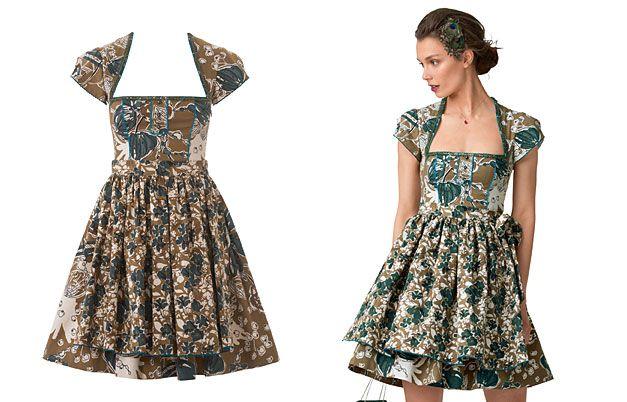 Как сшить платье со сборками на талии #мастеркласс #burdastyle #burda