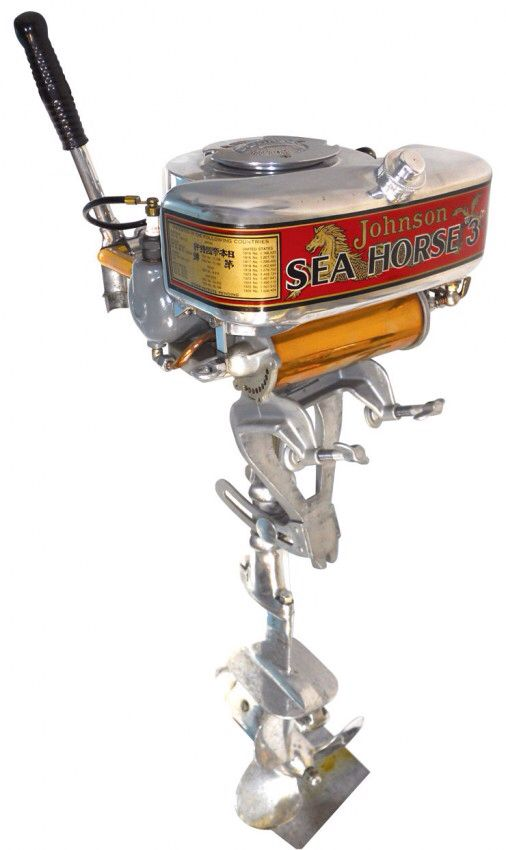 201 best images about antique outboard motors on pinterest for New johnson boat motors for sale