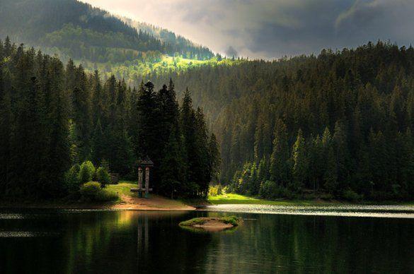 10 чудес природы