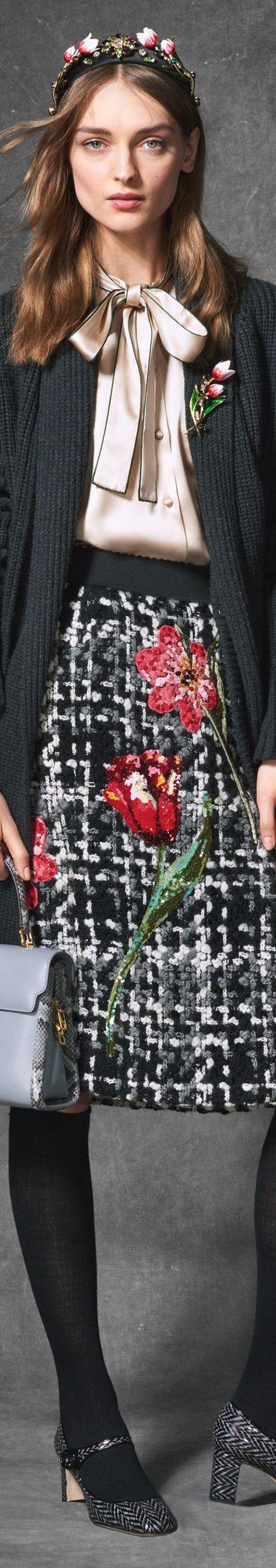 Dolce and Gabbana FW 2016 Collection Wonderland